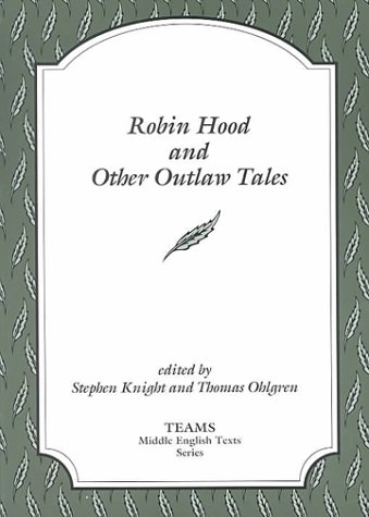 Robin Hood and Other Outlaw Tales  2nd 1997 (Revised) edition cover