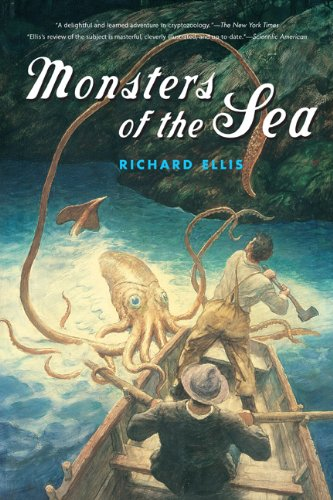 Monsters of the Sea   2006 edition cover