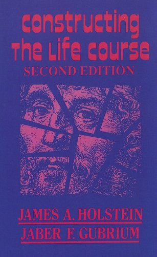 Constructing the Life Course  2nd 2000 edition cover