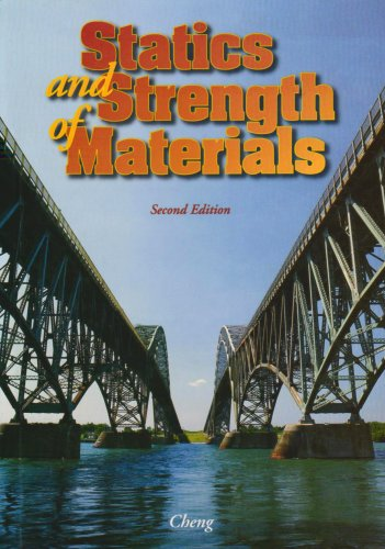Statics and Strength of Materials  2nd 1997 (Revised) edition cover