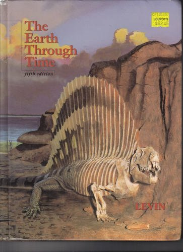 Earth Through Time 5th 1997 edition cover