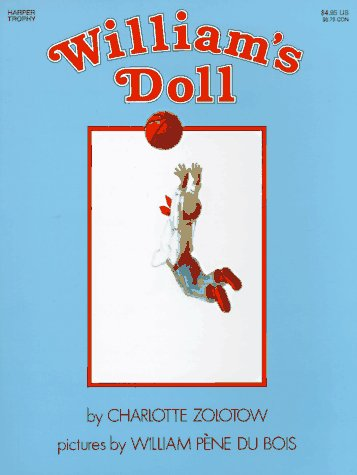 William's Doll  Reprint edition cover