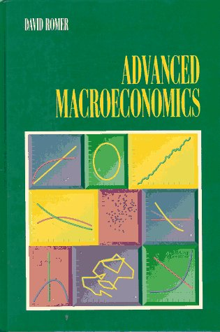 Advanced Macroeconomics  1996 9780070536678 Front Cover
