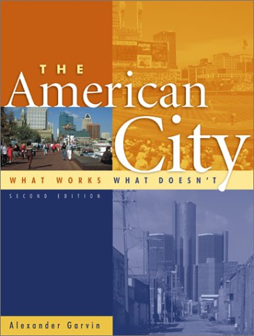 American City What Works, What Doesn't 2nd 2002 (Revised) edition cover