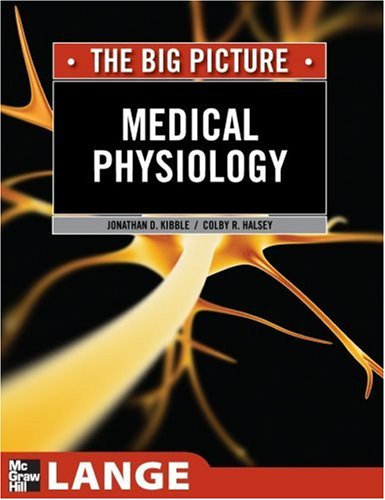 Medical Physiology   2009 edition cover