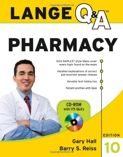 Pharmacy  10th 2011 9780071740678 Front Cover