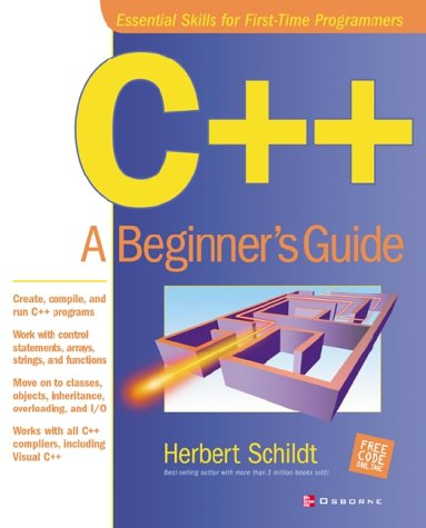 C++   2002 9780072194678 Front Cover