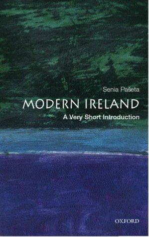 Modern Ireland   2002 edition cover