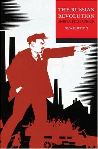 Russian Revolution  3rd 2008 edition cover