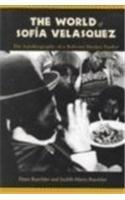 World of Sofia Velasquez The Autobiography of a Bolivian Market Vendor  1996 edition cover