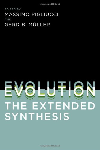 Evolution The Extended Synthesis  2010 edition cover
