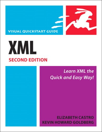 XML  2nd 2009 edition cover