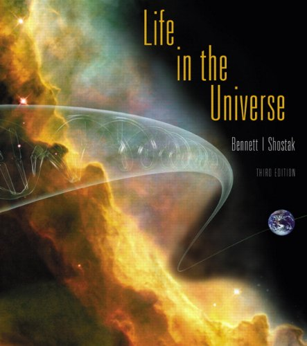 Life in the Universe 3rd 2012 edition cover
