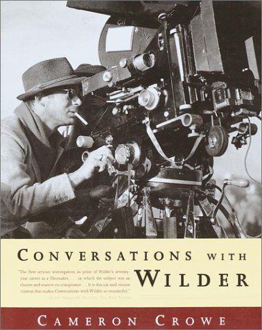 Conversations with Wilder   2001 edition cover