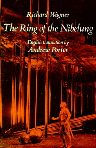 Ring of the Nibelung  N/A edition cover