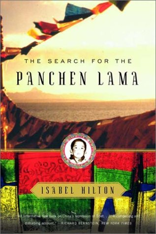 Search for the Panchen Lama  N/A edition cover