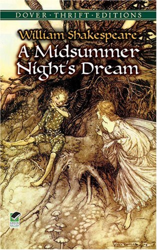 Midsummer Night's Dream   1992 (Unabridged) edition cover