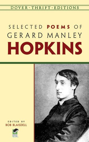 Selected Poems of Gerard Manley Hopkins   2011 edition cover