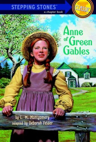 Anne of Green Gables   2004 edition cover