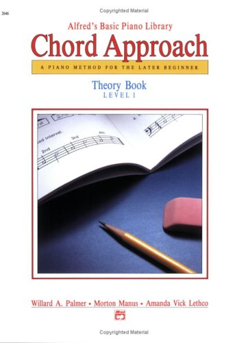 Chord Approach Theory  1987 edition cover