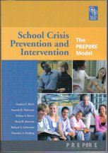 School Crisis Prevention and Intervention (the Prepare Model)  N/A edition cover