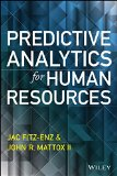 Predictive Analytics for Human Resources   2014 edition cover