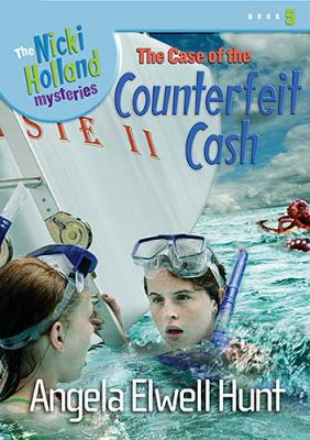 Case of the Counterfeit Cash   2005 9781400307678 Front Cover