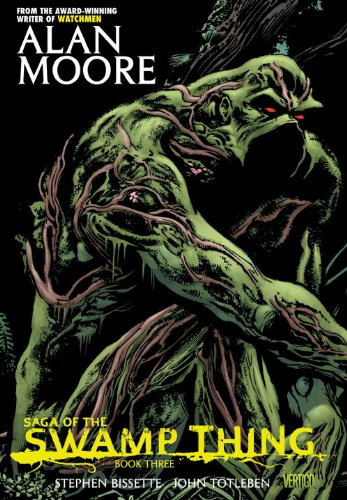Saga of the Swamp Thing Book 3   2012 9781401227678 Front Cover