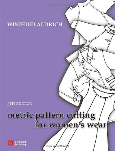 Metric Pattern Cutting for Women's Wear  5th 2008 (Revised) 9781405175678 Front Cover