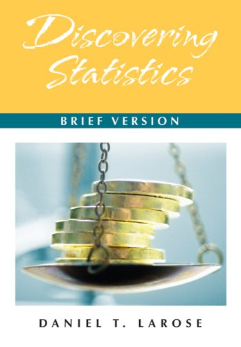 Discovering Statistics   2011 (Brief Edition) 9781429245678 Front Cover