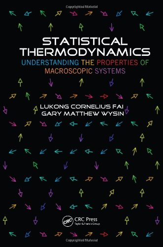 Statistical Thermodynamics Understanding the Properties of Macroscopic Systems  2012 edition cover