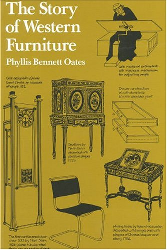 Story of Western Furniture  N/A edition cover