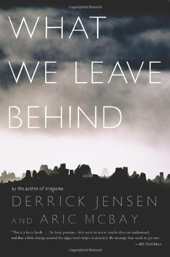 What We Leave Behind   2009 edition cover