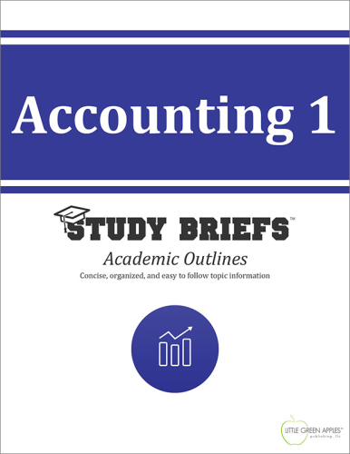 Accounting 1 cover