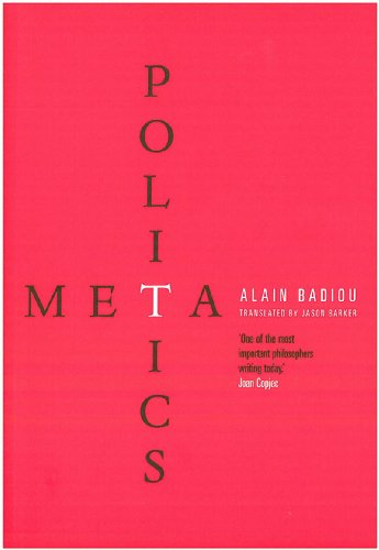 Metapolitics   2006 edition cover