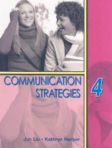 Communication Strategies, Level 4  2nd 2009 edition cover