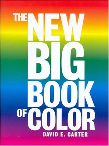 New Big Book of Color  N/A 9780061137679 Front Cover
