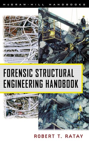 Forensic Structural Engineering Handbook   2000 edition cover