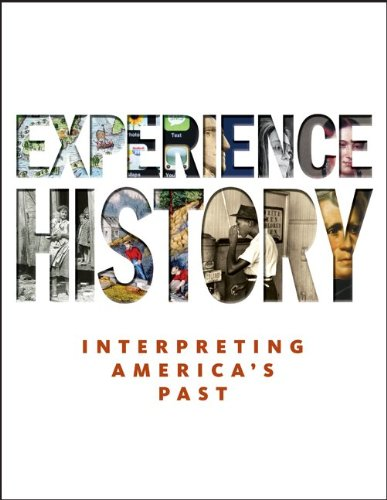 Experience History Interpreting America's Past 7th 2011 edition cover