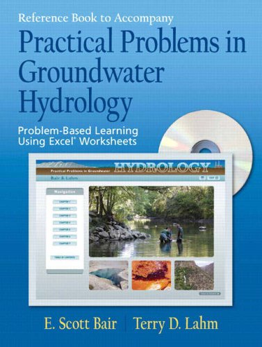 Practical Problems in Groundwater Hydrology   2006 9780131456679 Front Cover