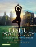 Health Psychology Plus NEW MySearchLab with Pearson EText -- Access Card Package  2nd 2015 edition cover