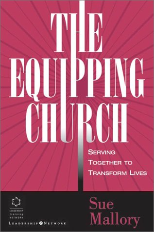 Equipping Church Serving Together to Transform Lives  2001 edition cover