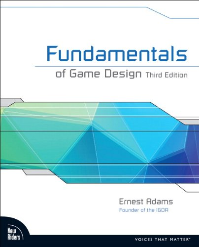 Fundamentals of Game Design  3rd 2014 edition cover