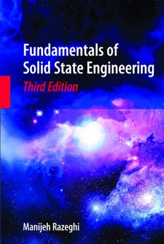 Fundamentals of Solid State Engineering  3rd 2009 edition cover