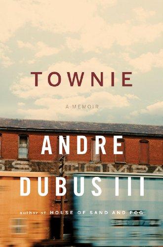 Townie A Memoir  2012 edition cover