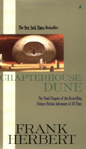 Chapterhouse   1985 edition cover