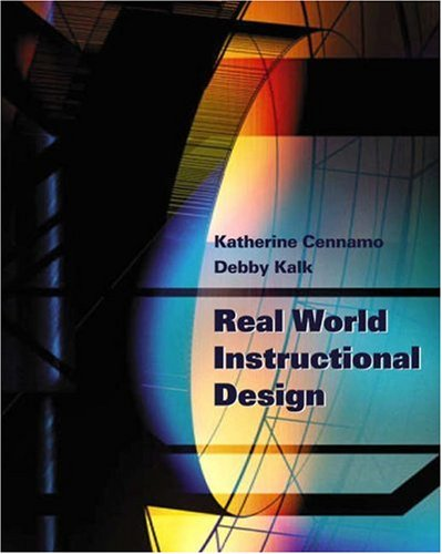 Real World Instructional Design   2005 edition cover