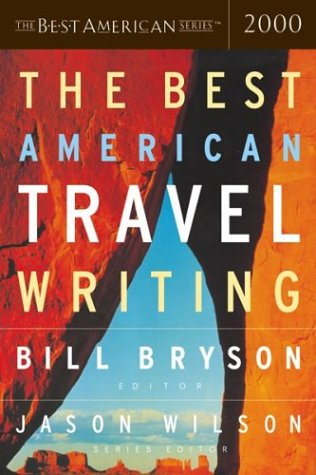Best American Travel Writing 2000   2000 edition cover