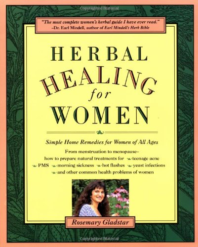 Herbal Healing for Women   1993 edition cover