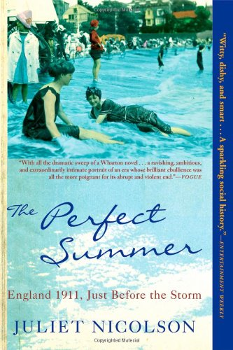 Perfect Summer England 1911, Just Before the Storm N/A edition cover